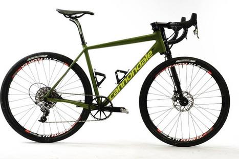 BicycleFriends.com: Cannondale Gravel Bike Lefty | Bike & Commuting lifeStyle | Scoop.it