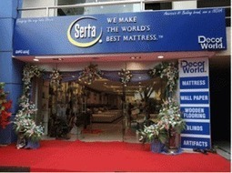 The newly launched Serta company owned first showroom in Bangalore | Franchise Mart | FranchiseMart | Scoop.it