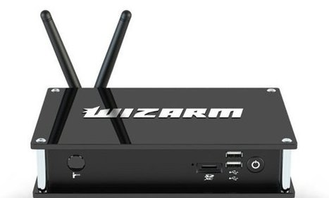 Wizarm PVR MediaBox Features Samsung Exynos 5250 Processor   Embedded Systems News   Scoop.it