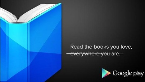 Travelers Beware: Google Play Might Delete All Your Books | News we like | Scoop.it
