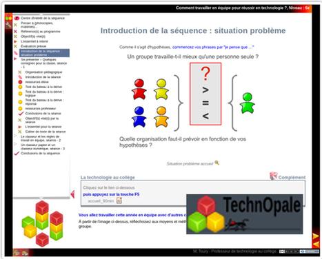 Un outil pour répondre à la même situation problème (technologie collège, STI2D, SVT, physique-chimie, maths…) | | Technochauvinoise | Scoop.it