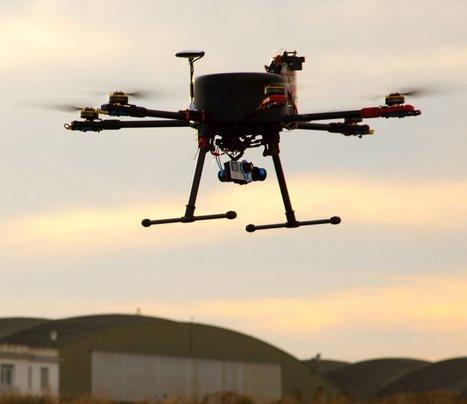 Inde: des drones au poivre pour contrôler les manifestations   Une nouvelle civilisation de Robots   Scoop.it
