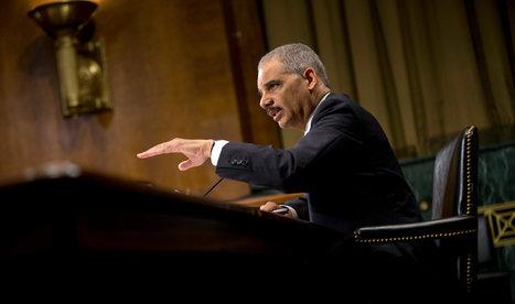 Senators Press Holder on Use of Military Force on U.S. Soil | Gov and Law | Scoop.it
