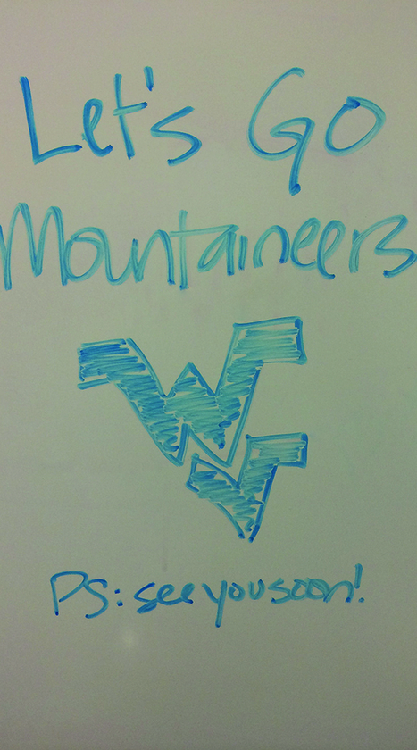 Lessons from WVU's Snapchat Experiment | Social Media Advancement and Mangement | Scoop.it