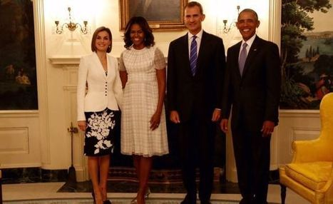 Casa de Su Majestad el Rey de España - Actividades y Agenda - Viaje Oficial a los Estados Unidos de América | Protocorol·lari | Scoop.it