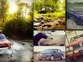 Toyota Is Using Instagram Videos in Its Facebook Ads   International Auto Market Insights   Scoop.it