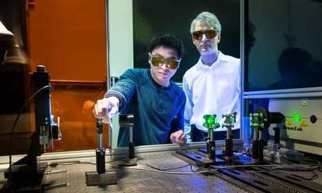 Laser treatment, bonding potential road to success for carbon fiber | Industrial subcontracting | Scoop.it
