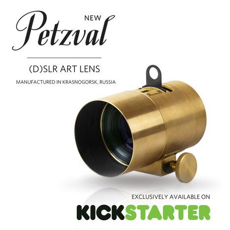 New Petzval (D)SLR Lens | L'actualité de l'argentique | Scoop.it