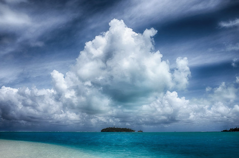 Aitutaki-Land of Impossible Blues | Tony Bridge | Fuji X-Pro1 | Scoop.it