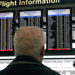 A Data-Crunching Prize to Cut Flight Delays - MIT Technology Review | leapmind | Scoop.it