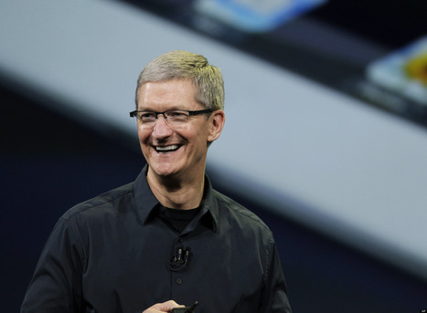 Tim Cook Laughs Off The 'iBike' | Nerd Vittles Daily Dump | Scoop.it