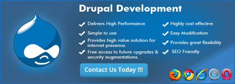 Mistakes to Avoid While Building Drupal Powered Website | Open Source Web Development | Scoop.it
