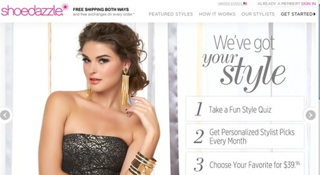 Celebrity Curators Help Personalize Ecommerce | Practical eCommerce | Content Curation: The Skill | Scoop.it