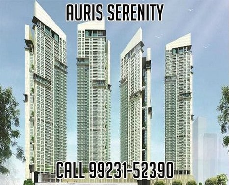 Auris Serenity Malad Features | Real Estate | Scoop.it