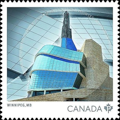 An outlaw's vision for the Canadian Museum for Human Rights Realized | Today's Modern Architects and Architecture | Scoop.it