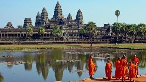 Angkor Wat Facts & Information | Siem Reap Cambodia | Khmer Empire | Scoop.it