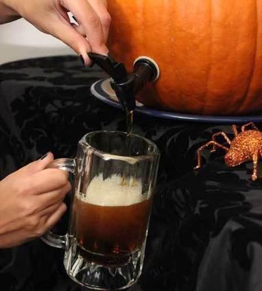 How to Make a Pumpkin Beer Keg | refreshing | Scoop.it