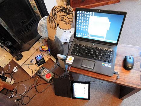 Making weird stuff | Arduino Geeks | Scoop.it