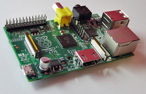 Raspberry Pi getting 5MP camera - PC Authority | Raspberry Pi | Scoop.it