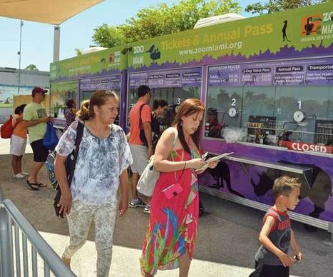 Zoo short of 1 million visitor goal - Miami Today | Miami Business News | Scoop.it