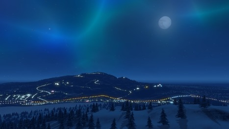 Cities Skylines: Snowfall Gets First Gameplay Video | Entertainment & Sports | Scoop.it