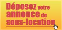 La sous-location | Etude Marketing sur l'implantation d'un site de location d'hébergement à la nuitée dans le Grand Lyon | Scoop.it