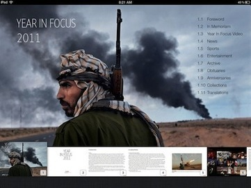 Year in Focus – Free Photo eBook from Getty Images for your iPad | iGo With My iPad | #edpad | Scoop.it