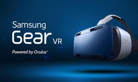 Oculus' and Samsung's Gear VR Coming in December - GameSpot | Mobile Technology | Scoop.it