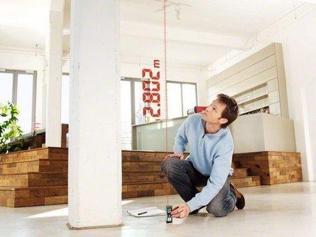 Concours : 1 télémètre laser PLR 15 de Bosch à gagner | mesure | Scoop.it