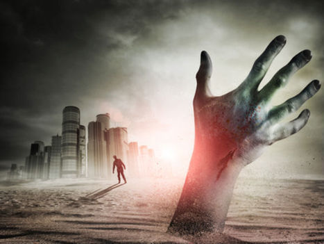 Preparing for the zombie apocalypse: Are microgrids our only chance? - GreenBiz.com (blog)   Zombie Mania   Scoop.it