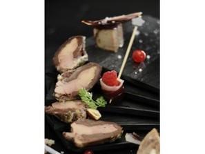 Coeurs de canard fourrés au foie gras | Restaurants et produits culinaire toulouse et Gers | Scoop.it