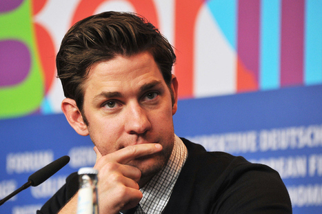 24 Reasons To Be Thankful For John Krasinski | The Best of BuzzFeed | Scoop.it