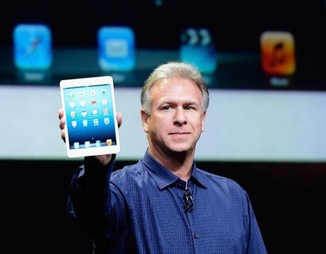 Designing for the iPad Mini: best practice tips   Digital design and build   Scoop.it
