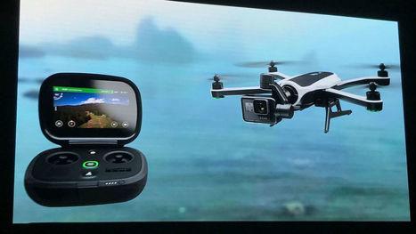 GoPro révèle son drone Karma dans toute sa splendeur | Drone | Scoop.it