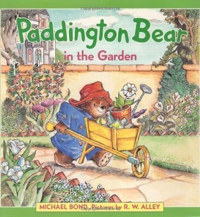 Paddington Bear In The Garden | Photoshooting | Scoop.it