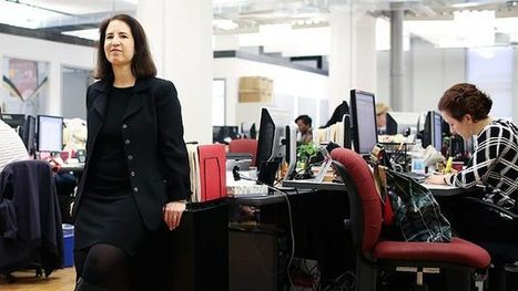 Sara Horowitz Wants the Feds to Stop Shortchanging Freelancers - Businessweek | FU Related | Scoop.it