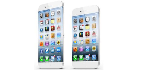 Apple : deux iPhone 6 et deux tailles d'écran en septembre ? | Veille Technologique MAC | Scoop.it