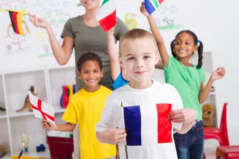 School Talk: Learning a second language should begin in reception - Coventry Telegraph | L2 teaching | Scoop.it