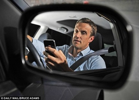 Older people make the worst drivers: Motorists aged over 45 are FOUR times ... - Daily Mail | Boost mobile phones | Scoop.it