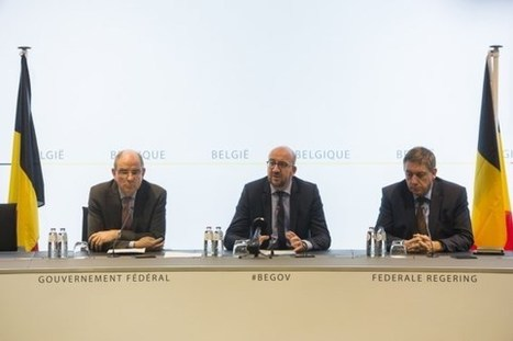 Jan Jambon et Koen Geens ont présenté leur démission, Charles Michel les a refusées | Politiek Algemeen | Scoop.it