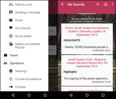 New app aims to be a digital security and safety resource for journalists | Media news | Multimedia Journalism | Scoop.it