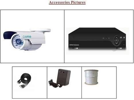 4 Camera CCTV Quotation  · CCTV Security Services   cctv security   Scoop.it