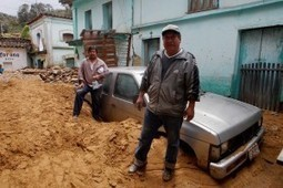 Declaran desastre natural en Oaxaca y SLP - El Universal | Gestión del Riesgo de Desastres | Scoop.it