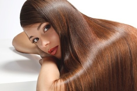 Shine On: How to Achieve Shiny Hair | i-glamour | Scoop.it