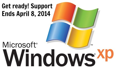 Miles Technologies: Countdown! Microsoft To End Windows XP Support April 8 – Really! | Business Technologies | Scoop.it