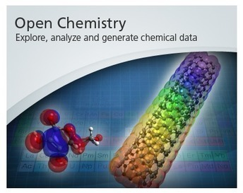 Open Chemistry | Chemistry and The World Around Us | Scoop.it