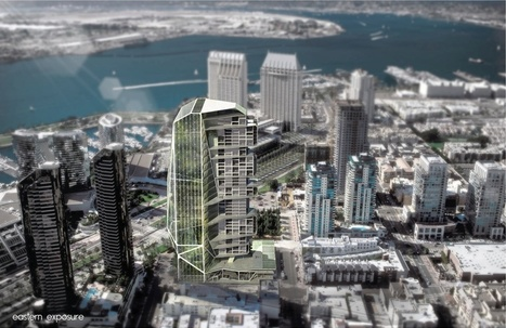 San Diego Architect Envisions A Vertical Farm For Downtown | KPBS.org | Innovative Design in Commercial Real Estate | Scoop.it