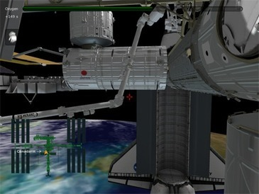 NASA - Station Spacewalk Game | Creating educational games | Scoop.it