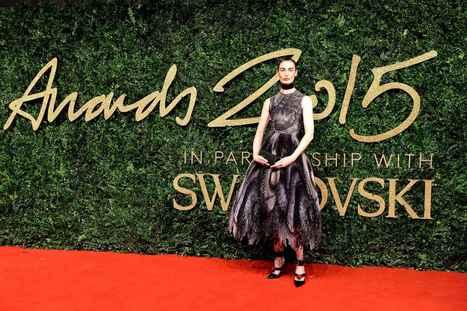 Les British Fashion Awards | INTERSTYLEPARIS  Fashion News | Scoop.it