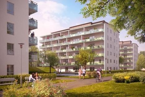 Kvarteret Linbanan ska attrahera unga till Enköping | Bostad | Scoop.it